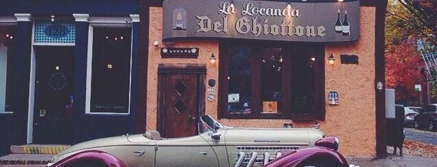 La Locanda Del Ghiottone Restaurant is one of Lieux sauvegardés par Ernest.