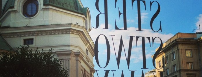 Ministerstwo Kawy is one of My Warsaw best.