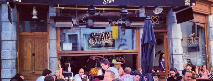 Stam is one of BXL Eats.