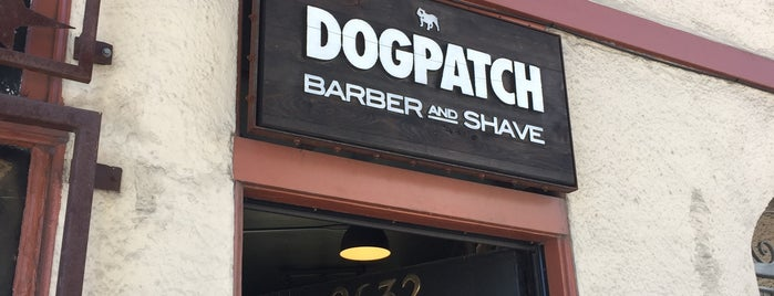 Dogpatch Barber & Shave is one of Posti salvati di Asis.