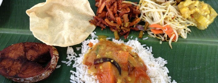 Acha Curry House is one of KL Food List.