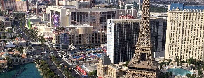 Paris Hotel & Casino is one of ATL_Hunter 님이 좋아한 장소.