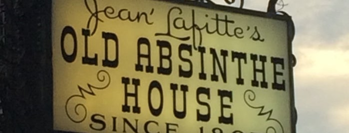Jean Lafitte House is one of Lugares favoritos de ATL_Hunter.