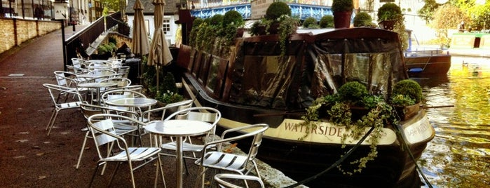 Waterside Cafe is one of COFFEE Around the World.