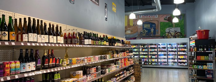 Finger Lakes Beverage Center is one of Posti che sono piaciuti a Ralph.