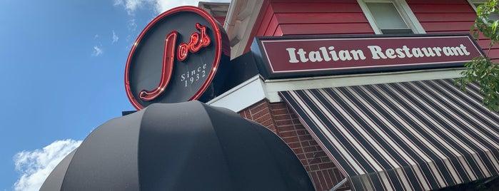 Joe's Restaurant is one of Restaurants.