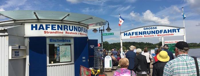 Hafenrundfahrt Blaue Flotte is one of Karl : понравившиеся места.