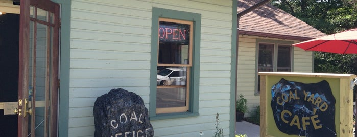 Coal Yard Cafe is one of Cornell / Ithaca.