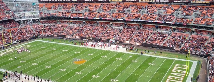 FirstEnergy Stadium is one of The Most Popular Football Stadiums in the US.