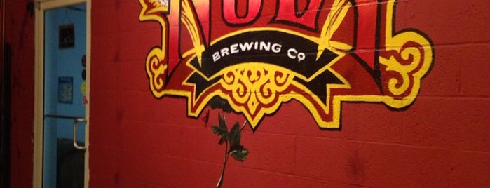 NOLA Brewing Tap Room is one of Breweries USA.