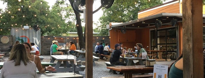 Sour Duck Bar is one of AUSTIN.