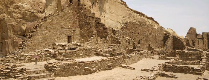 Chaco Culture National Historical Park is one of SW/Mexico to-do.