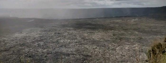 Halema'uma'u Crater is one of To-Do Hawaii 🌈.