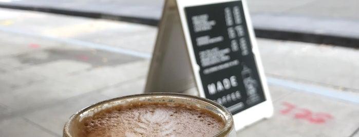 Made Coffee is one of Derek 님이 좋아한 장소.