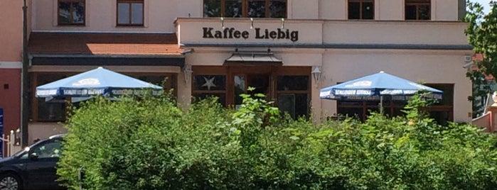 Kaffee Liebig is one of Orte, die Sarah gefallen.