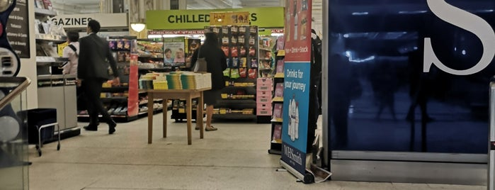 WHSmith is one of Londres 2017.