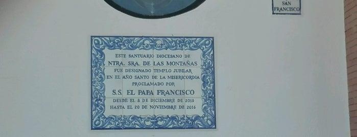 Santuario de Ntra. Sra. de Las Montañas Pajarete is one of mmmmmmmmmmm.