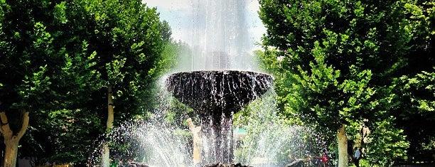 English Park | Անգլիական այգի is one of Syuzi : понравившиеся места.