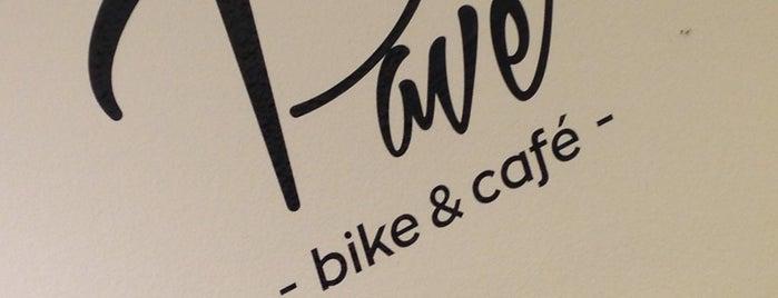 Pavé bike & café is one of Bike.