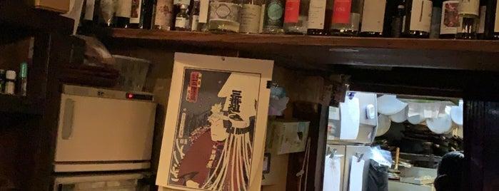 Bunon is one of ヴァンナチュールの飲める店.