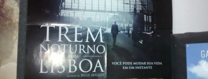 Cinemateca Paulo Amorim is one of LUGARES... Rio Grande do Sul/BRASIL.