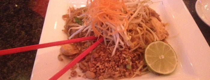 Thai Spice is one of DFW.