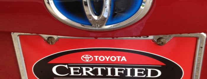 Charles Maund Toyota is one of Increase your Austin City iQ.