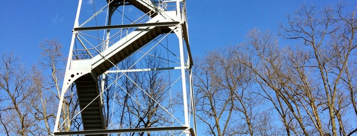 Gettysburg Battlefield Observation Tower On Confederate Avenue is one of Lieux qui ont plu à Richard.
