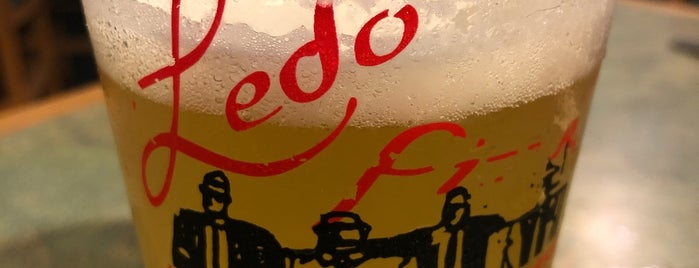 Ledo Pizza is one of Tampa Eateries.