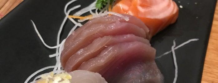 Exclusivo Sushi Longe is one of สถานที่ที่ Jose Fernando ถูกใจ.