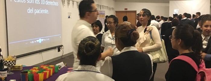 Salon De Usos Multiples is one of Jesús Ernesto'nun Beğendiği Mekanlar.