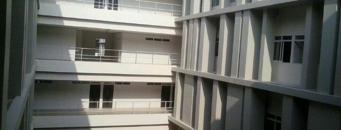 Gedung Rumpun Ilmu Kesehatan Universitas Indonesia is one of Fadlul : понравившиеся места.