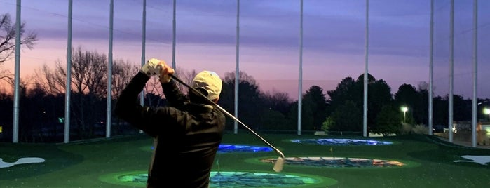 Topgolf is one of Best of Huntsville.