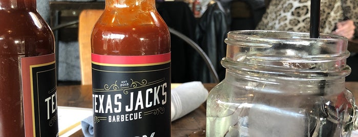 Texas Jack's Barbecue is one of Food.