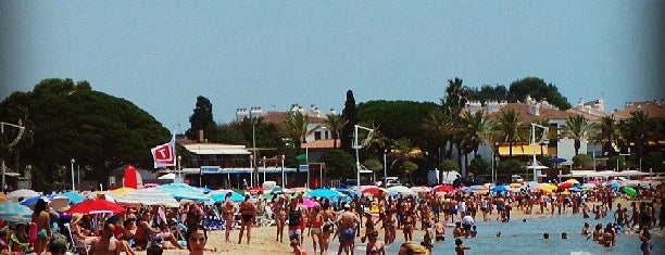 Platja de Cambrils is one of Vacation Catalonia.