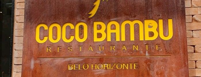 Coco Bambu is one of Lugares favoritos de Dade.
