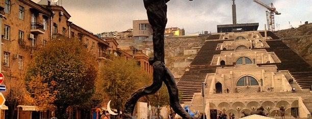 Գաֆէսճեան արվեստի կենտրոն is one of Syuzi : понравившиеся места.