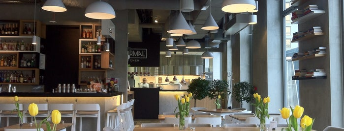InFormal Kitchen is one of Hipster Places in Warsaw.