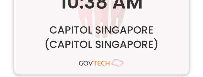 Capitol Singapore is one of Locais curtidos por Els.