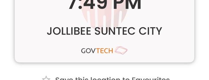 Jollibee Suntec City is one of Filipino Food in Singapore.