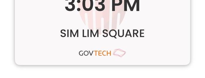 Sim Lim Square is one of Singapore.