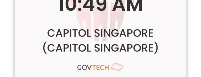 Capitol Singapore is one of Ianさんのお気に入りスポット.