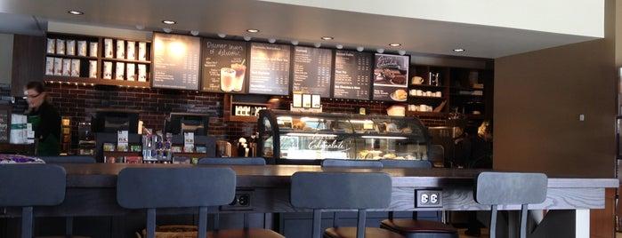 Starbucks is one of สถานที่ที่ Jared ถูกใจ.