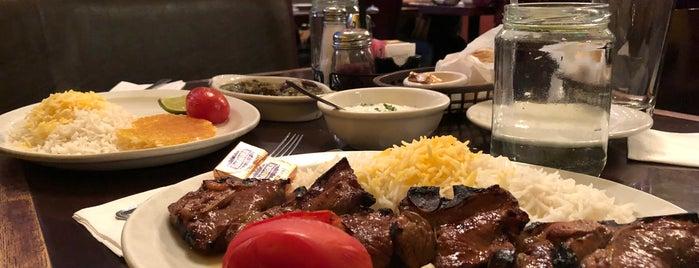 Shekarchi Restaurant is one of Orte, die Ali gefallen.