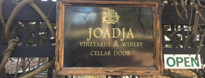 Joadja Vineyards is one of Southern Highlands Day Trip.
