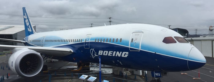 Future of Flight Aviation Center & Boeing Tour is one of Seattle Interns: Places.