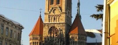 Костел святого Станіслава is one of Victor : понравившиеся места.