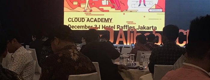 Raffles Hotel Jakarta is one of Jakarta.