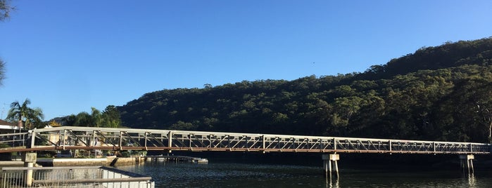 Woronora Bridge is one of Orte, die Andrew gefallen.