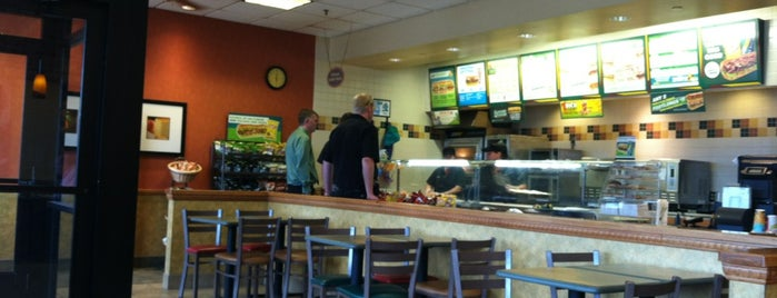 SUBWAY is one of MN.